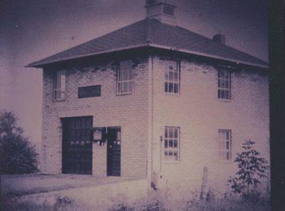1935 Modena Fire House
