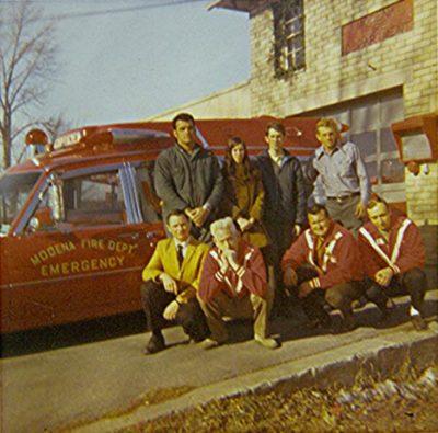 1971 Ambulance crew