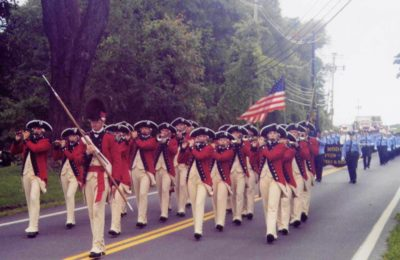 2003 Led by Presidents 1st Regiment Band